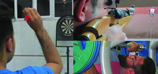 مسابقات انتخابی کارگران یزد دررشته های تیراندازی با اسلحه بادی، پرس سینه و دارت برگزار گردید.