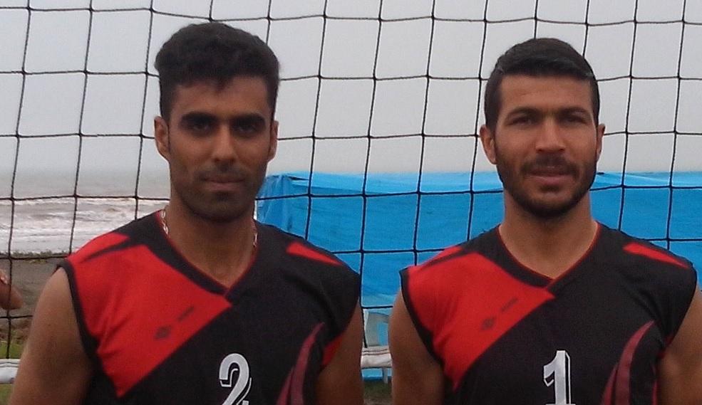 اعزام تیم والیبال ساحلی کارگران استان یزد به مسابقات قهرمانی کارگران کشور