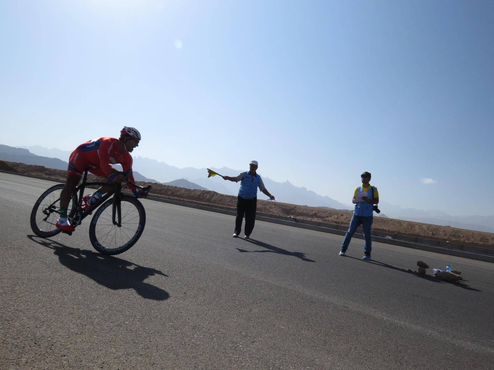 مسابقات دوچرخه سواری قهرمانی کارگران کشور – استان یزد