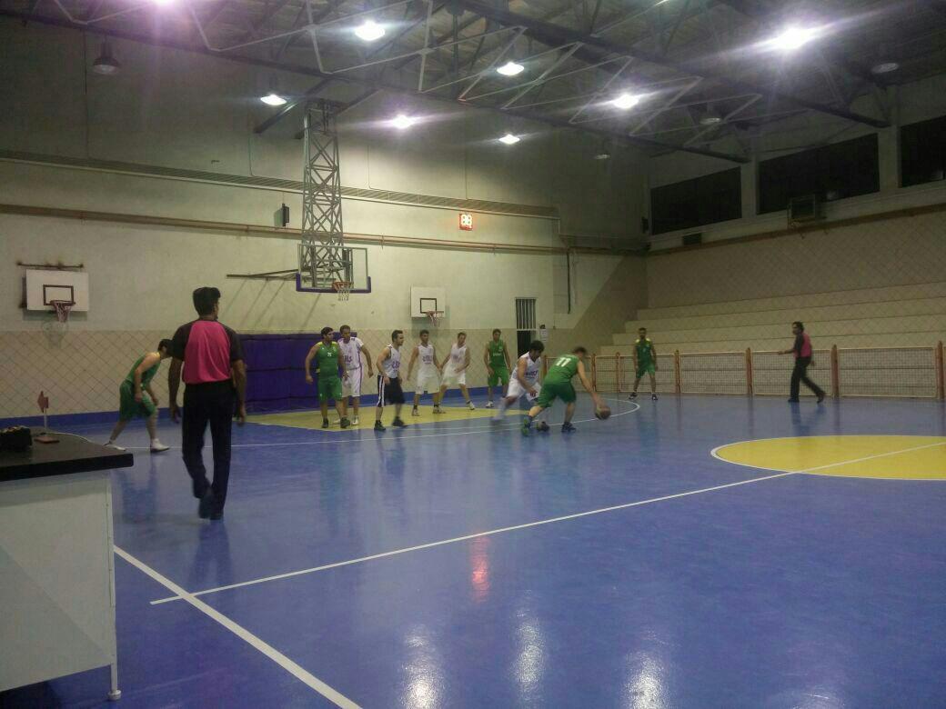 مسابقات بسکتبال قهرمانی کارگران کشور