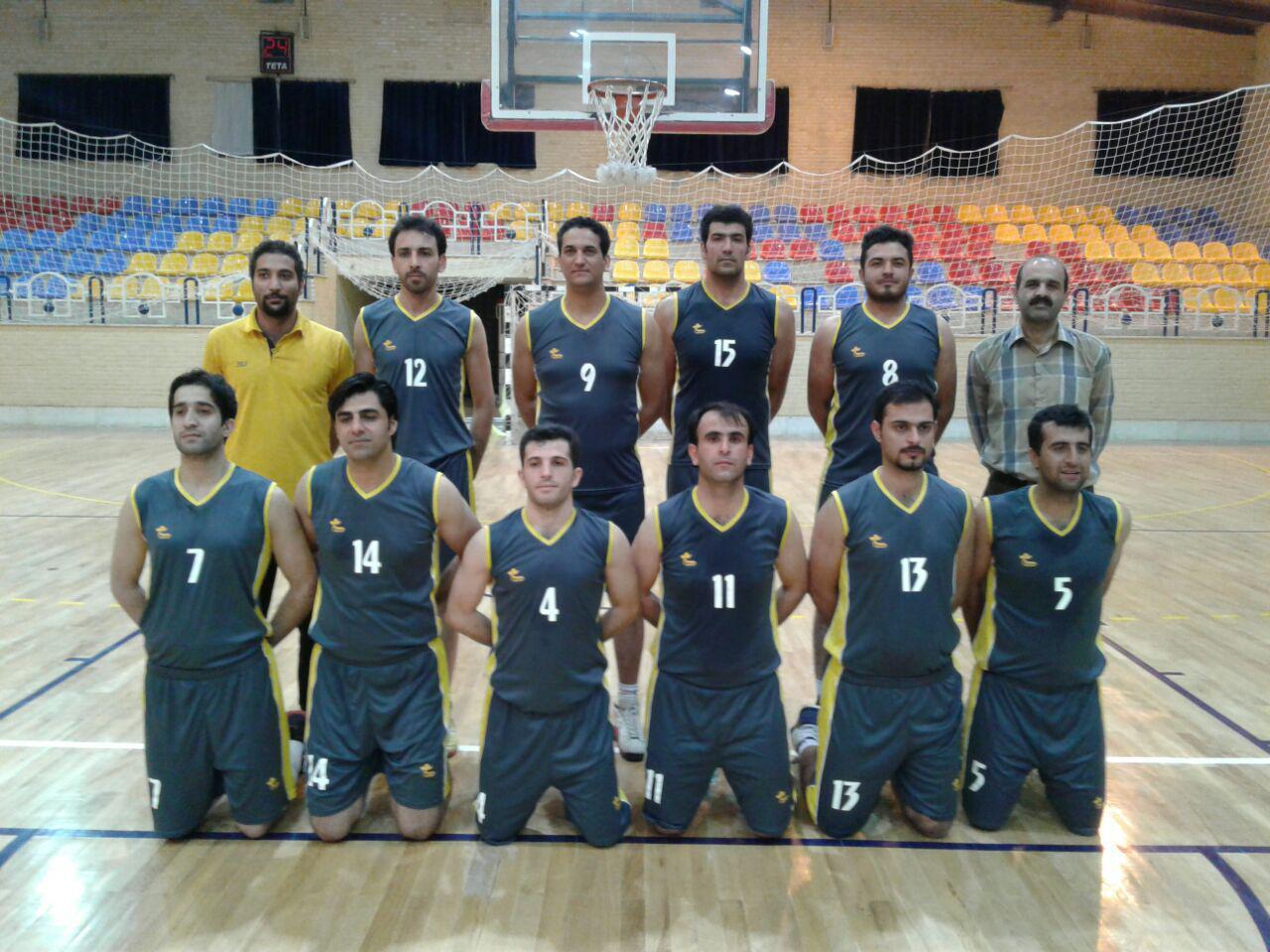 ادامه مسابقات بسکتبال قهرمانی کارگران کشور – یزد از صعود به فینال بازماند.