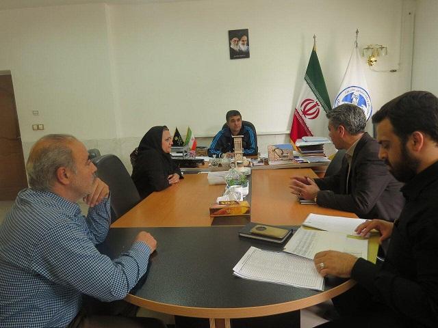 بازدید اعضای شورای شهر از مجموعه فرهنگی، ورزشی و رفاهی کارگران استان یزد