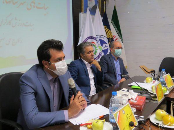 مسابقه های اولین المپیاد ورزش کارگری استان یزد آغاز می شود