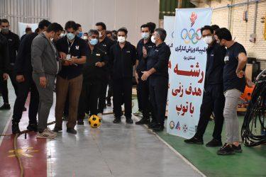 شروع مسابقات اولین المپیاد ورزش کارگری استان یزد/یک روز پرنشاط و متفاوت در شرکت سنوپارس